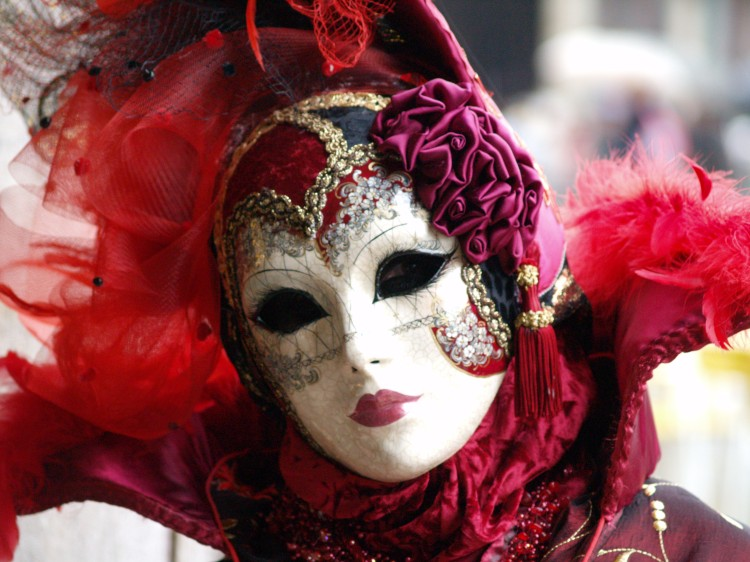 Second Venice is Sinking Masquerade Ball giveaway | Seattle
