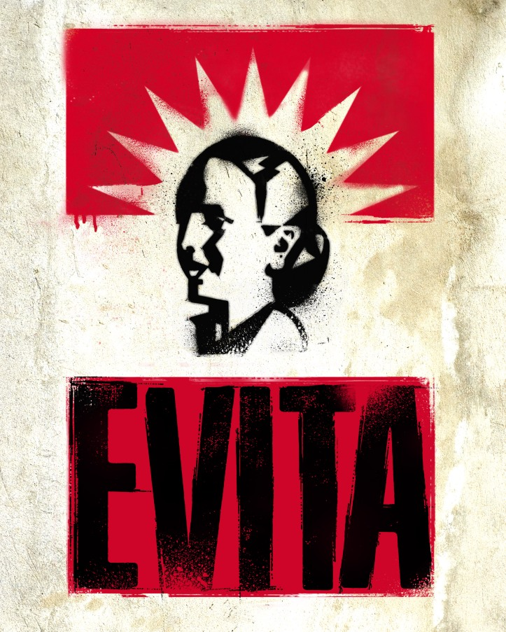 Evita Key Art