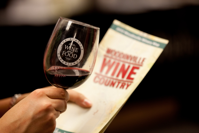 GIVEAWAY: Seattle Wine and Food Experience is back February22nd