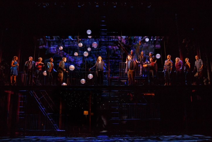 If/Then Richard Rodgers Theatre